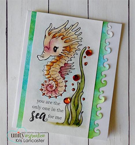 Cuddlebug Sea Horse