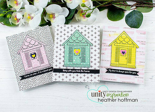 With You I'm Home {may 2018 sentiment kit}