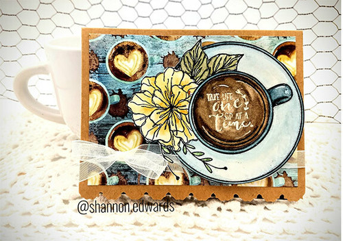 Tea Cup Floret