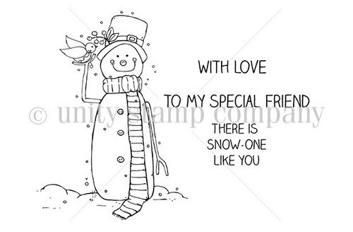 Special Winter Friends