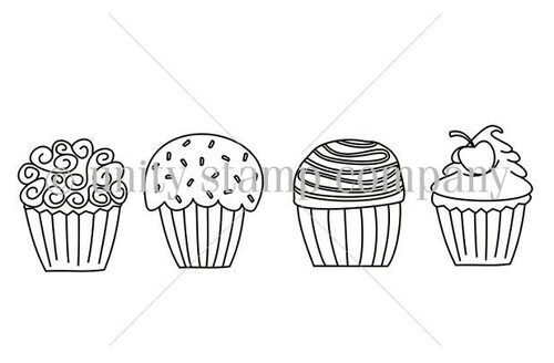 1,2,3,4,5 Thousand Cupcake Calories