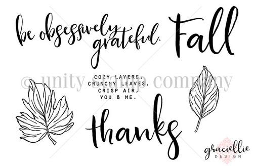 Obsessively Grateful