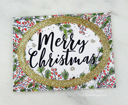 Yuletide {border backgrounds}