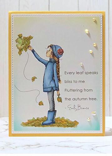 Every Leaf Speaks Bliss