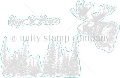 Northwoods Peace - Digital Cut File