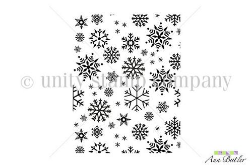 Snowflake Frenzy {background}