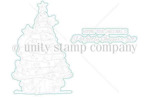 Impurr-fect Christmas- Digital Cut File
