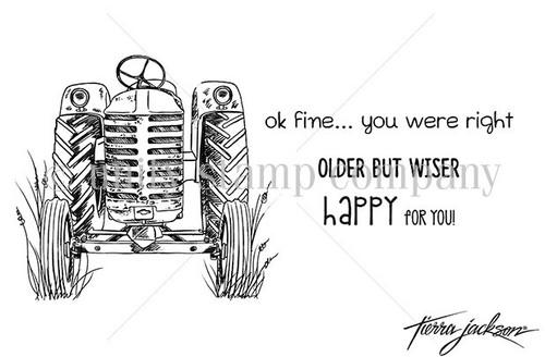 Older but Wiser