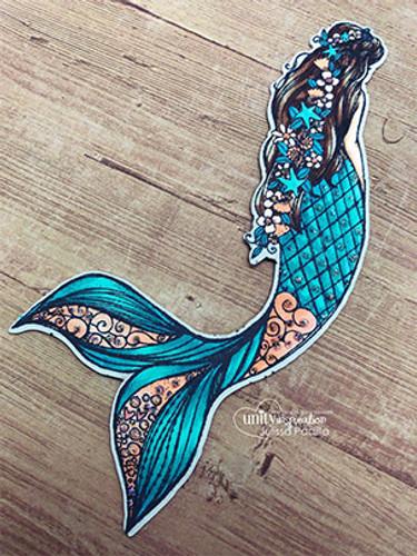 She Mermaid