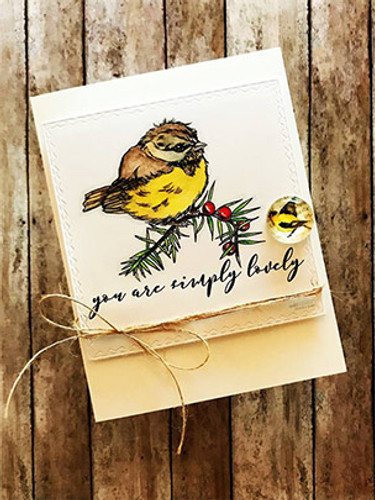 Simply Lovely Birdie