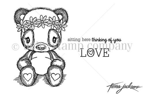 Cuddlebug Panda