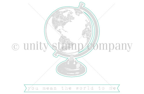 You, Me + the World {March 2019 Uniquely Unity} - Digital Cut File