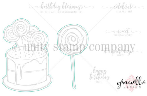 Cake Time - Digital Cut File