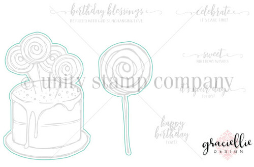 Cake Time - Digital Cut File