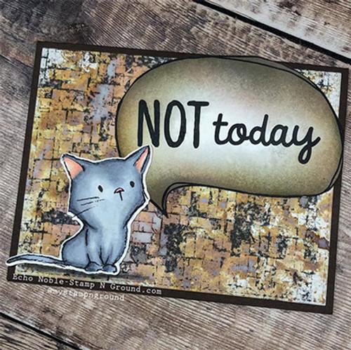 Kitten Encouragement