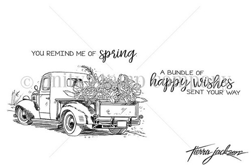Truckload of Blooms