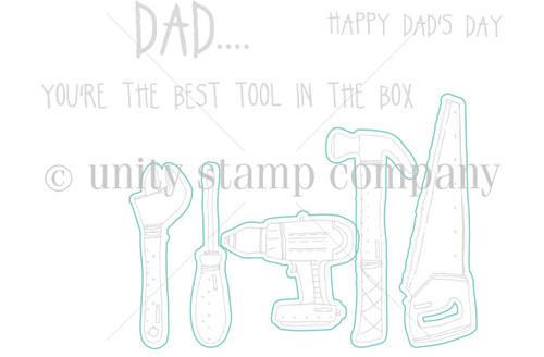 Best Tool In The Box - Digital Cut File