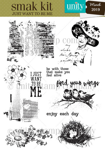 Just Want To Be Me {smak 3/19}