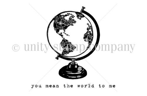 You, Me + the World {uu 3/19}