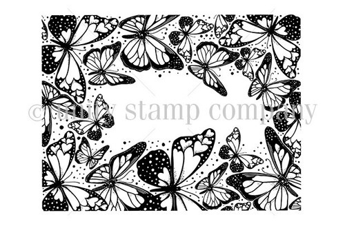 Migration of Beauty {border backgrounds}