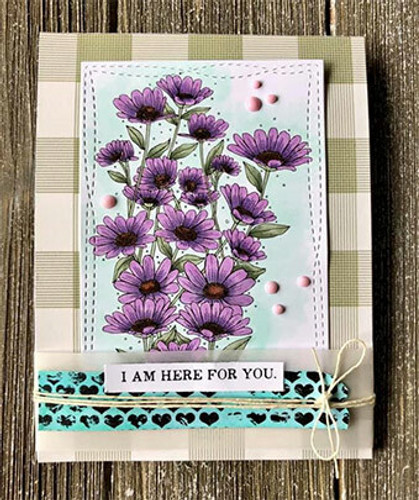 Don't Give Up {april 2019 sentiment kit}