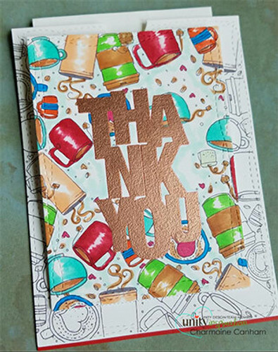 Say it Big {may 2019 sentiment kit}