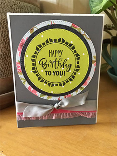 Birthday Go Round