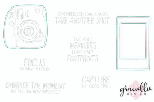 Take Another Shot - Digital Cut File