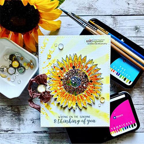 Shimmer & Shine {july 2019 sentiment kit}