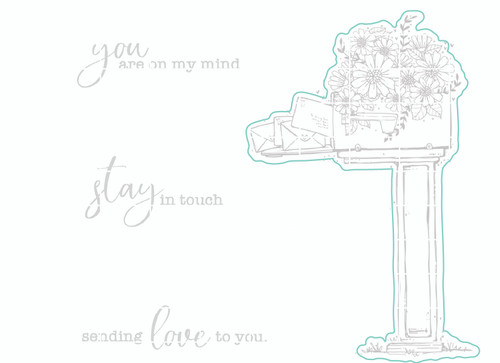Stay In Touch - Digital Cut File