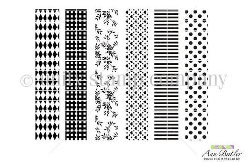 Background Builders {Strips Set- 1}