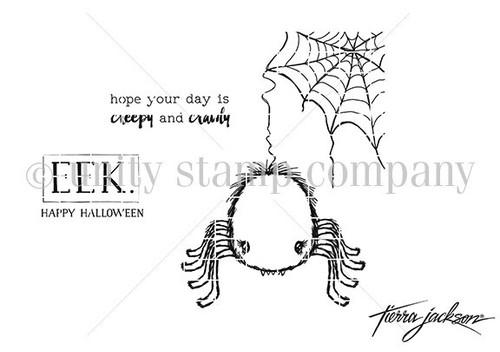 Cuddlebug Spider