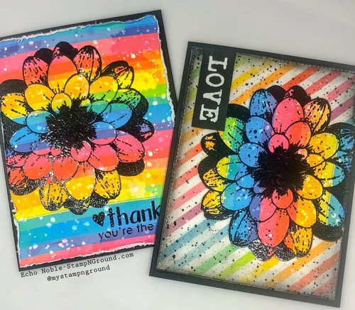 Rainbow Vibes {Paper Pack}