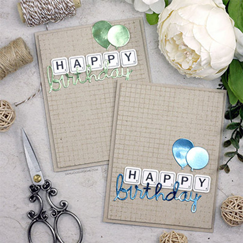 Tiled Letters