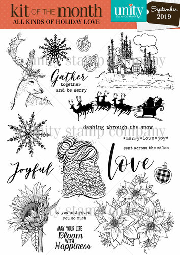All Kinds of Holiday Love {kom 9/19}