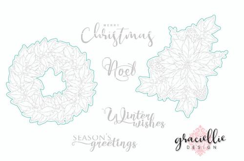Warmth of Christmas - Digital Cut File