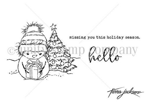 Holiday Hello