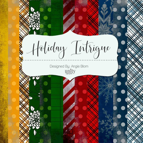 Holiday Intrigue {Paper Pack}