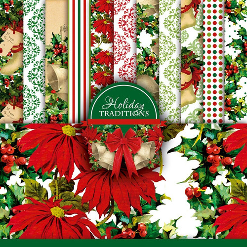 Holiday Traditions {paper pack}