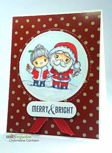 Santa & the Mrs