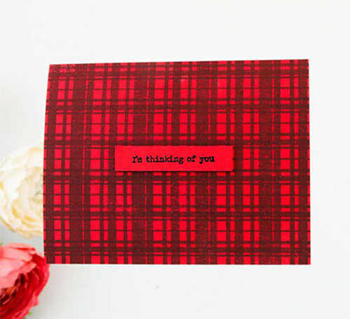 Buffalo Plaid {background}