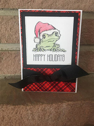 Cuddlebug Frog