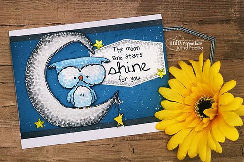 The Owl & the Moon