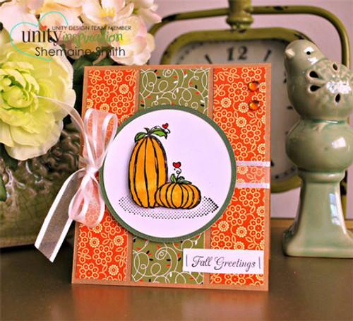 Pumpkin Greetings
