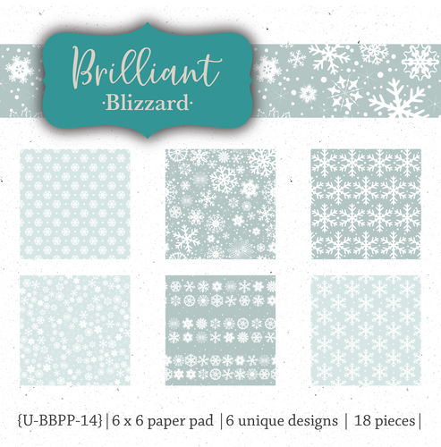 Brilliant Blizzard {paper pack}