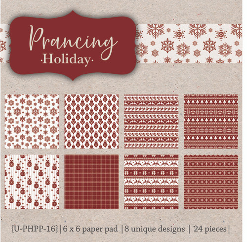 Prancing Holiday {paper pack}