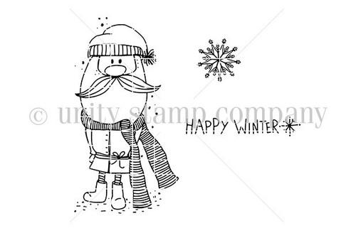 Happy Winter Gnome