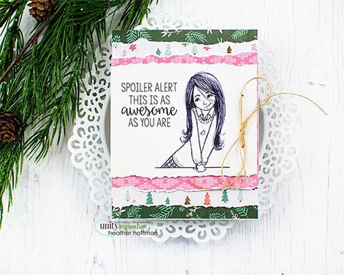 Spoiler Alert {december 2019 sentiment kit}