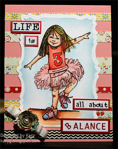 All About Balance
