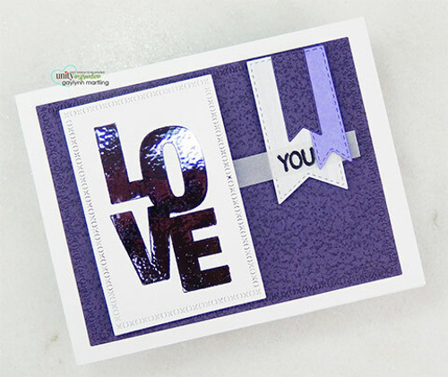 Say It With Love {january 2020 sentiment kit}